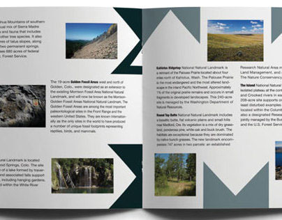 National Park Service Brochure
