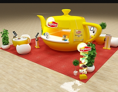 Lipton® Tea Lounge
