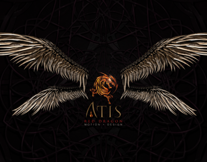 Atis Red Dragon (Logo)