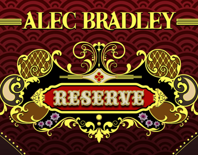Cigar Packaging Designs for Alec Bradley