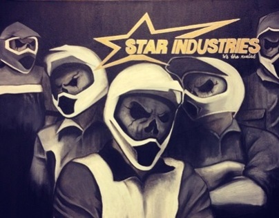 Star Industries Riders