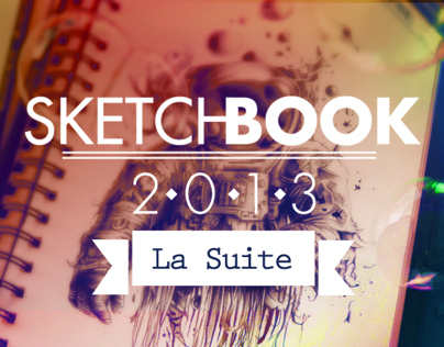 Sketchbook 2013 (La Suite)