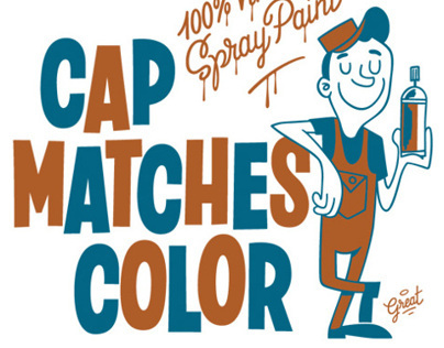 Cap Matches Color