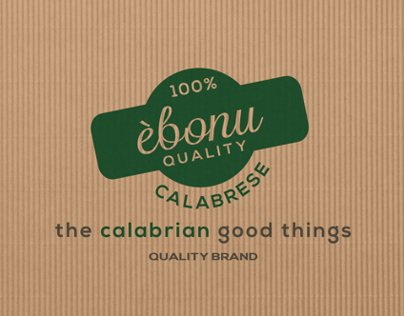 èbonu quality brand | Calabrian typical products cert.