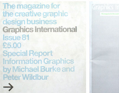 Graphics International Magazine