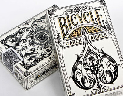 Tom Lane: Bicycle Playing Cards - Theory 11