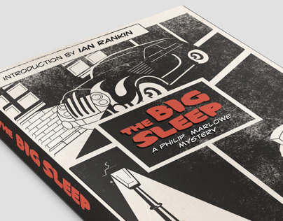 The Big Sleep | 3rd Place Penguin Design Awards 13
