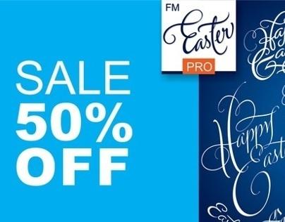 FONTS: FM Easter Pro
