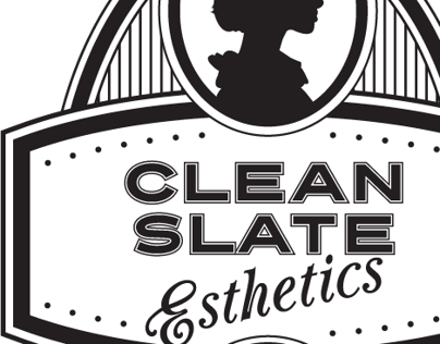 Clean Slate Esthetics | Logo