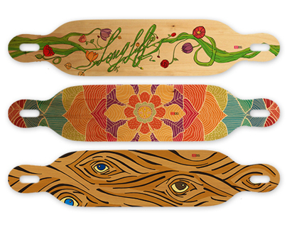 The Longboard Project