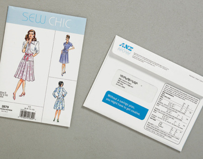 ANZ Dress Pattern