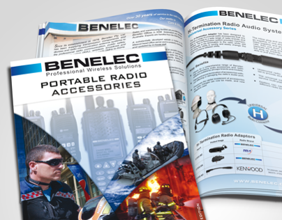 Portable Radio Accessories Catalogue