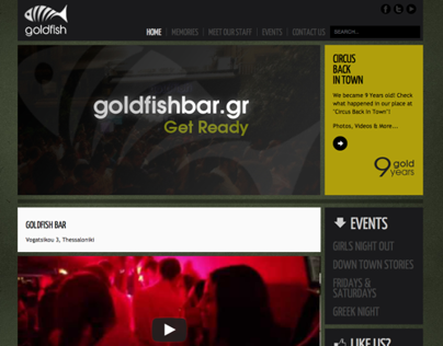Goldfish Bar