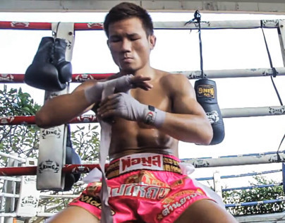 Changpuek Sor. KeawSuek at Elite Fight Club
