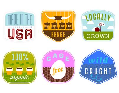 Consumer Consciousness Badges