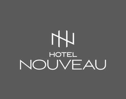 Hotel Nouveau Television Interface