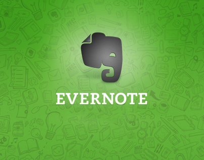 Redesign - Evernote