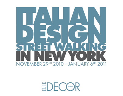 Italian Design in NY