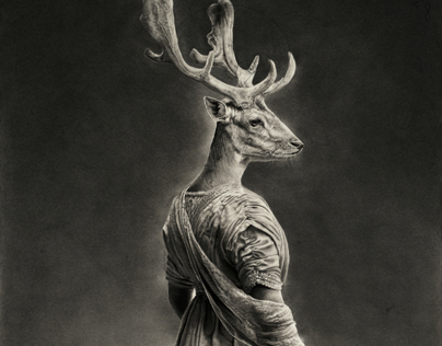 The Stag Queen