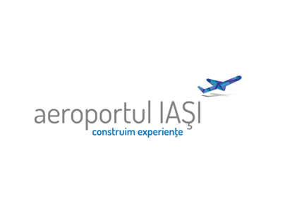 IASI airport - visual identity