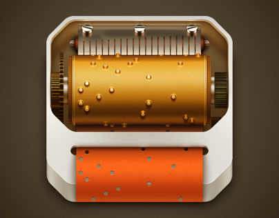 Music Box Icon