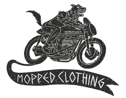 Mopped Clothing Shirt Design