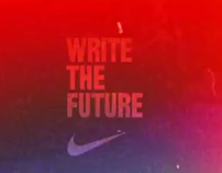 Nike - Write The Future - The Netherlands