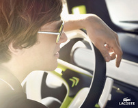 CITROEN : LACOSTE CAMPAIGN by CYRIL LAGEL