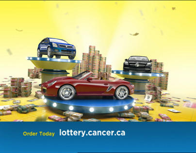 Canadian Cancer Society Lottery - Win Big