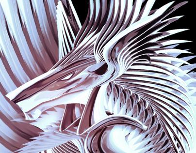 Divine Platinum Queen Artwork