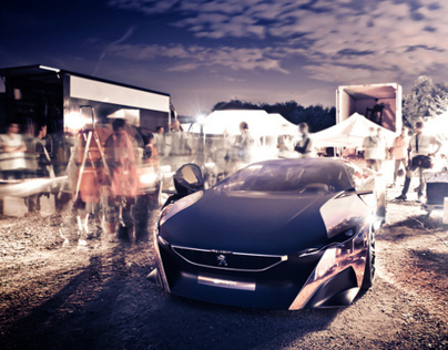 Peugeot Onyx - The making of