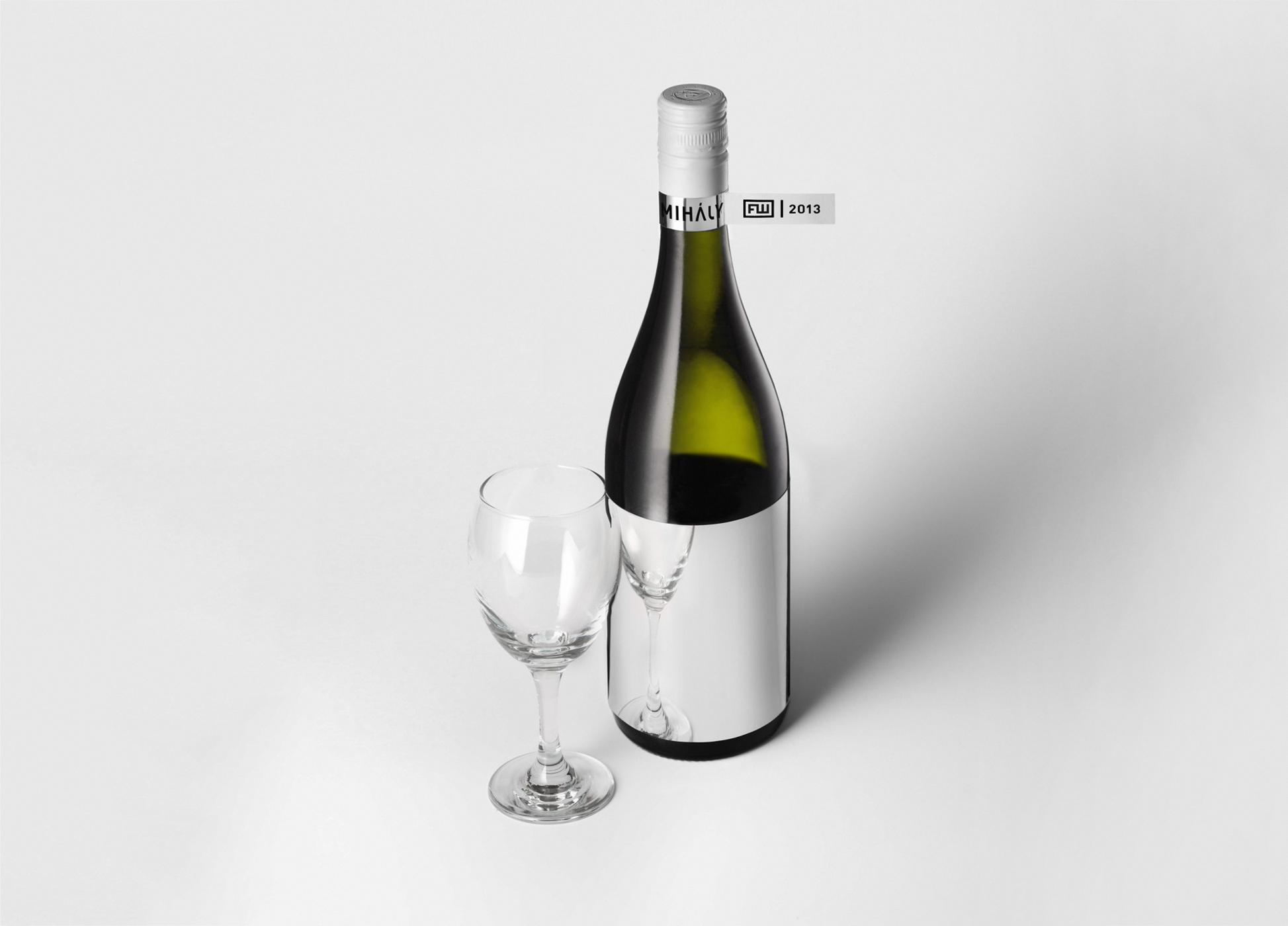 Dűlőválogatás // wine label