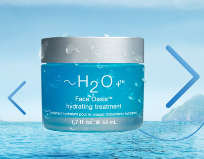 H2O Plus - Under the surface Campaign