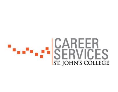 Career Services Logo for St. John's College