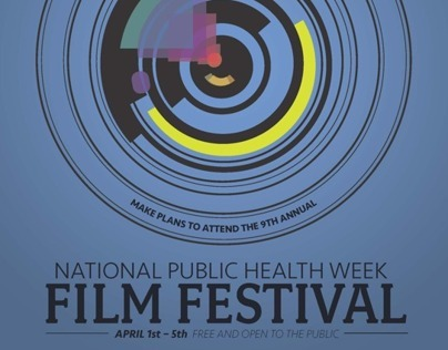 National Public Health Week Film Festival Identity