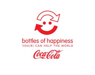 Coca-Cola Bottles of Happiness