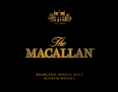 The Macallan interactive bar