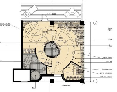 Concept plan for hotel rooms-2