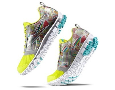 Reebok - REALFLEX SCREAM 2.0 Graphics