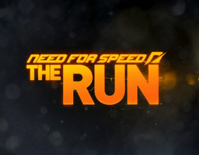 NFS The Run - Fan Made Trailer