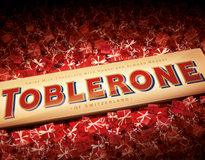Toblerone - Got Bigger