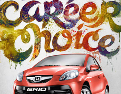 Honda Brio Ad Campaign
