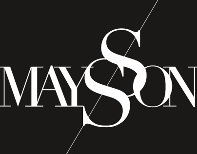 Maysson - Branding / Web and Graphic Design