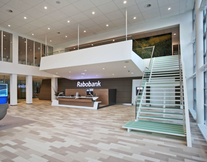 Rabobank region HQ, Woerden, the Netherlands