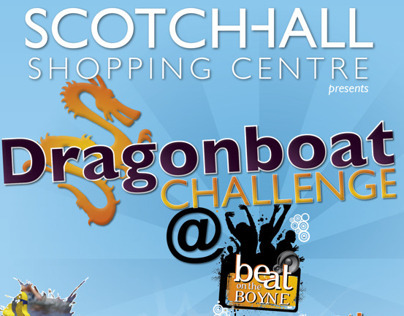 Dragonboat Challenge Logo & Design