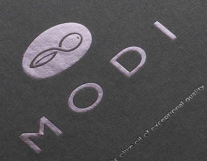 MODI // Identity & Packaging