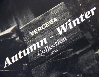 Vercesa, Autumn - Winter Collection