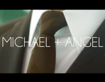 MICHAEL + ANGEL