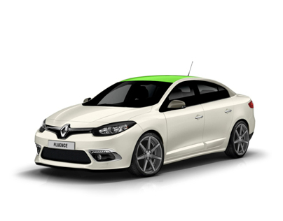 Renault Fluence Detailed