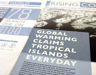 Global Warming Newspaper